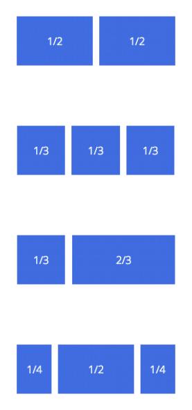 OsixthreeO grid examples